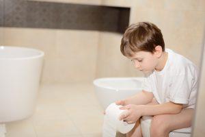Mantenha a diarreia infantil longe das crianças neste verão